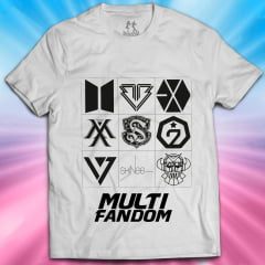 Camiseta Multi Fandon