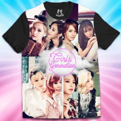 Camiseta Girl's Generation Unissex